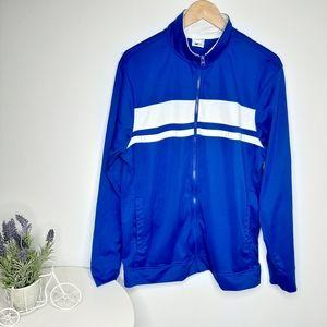 Vintage Starter Men's Track Training Jacket size L